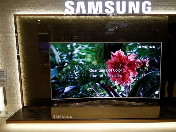 Samsung's 110-inch MicroLED TV